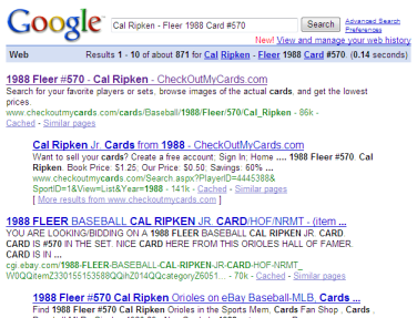 More Relevant Than Ebay Craigslist And Beckett Comc Blog